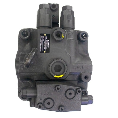 JOhn Deere CT323 1-SPD Reman Hydraulic Final Drive Motor