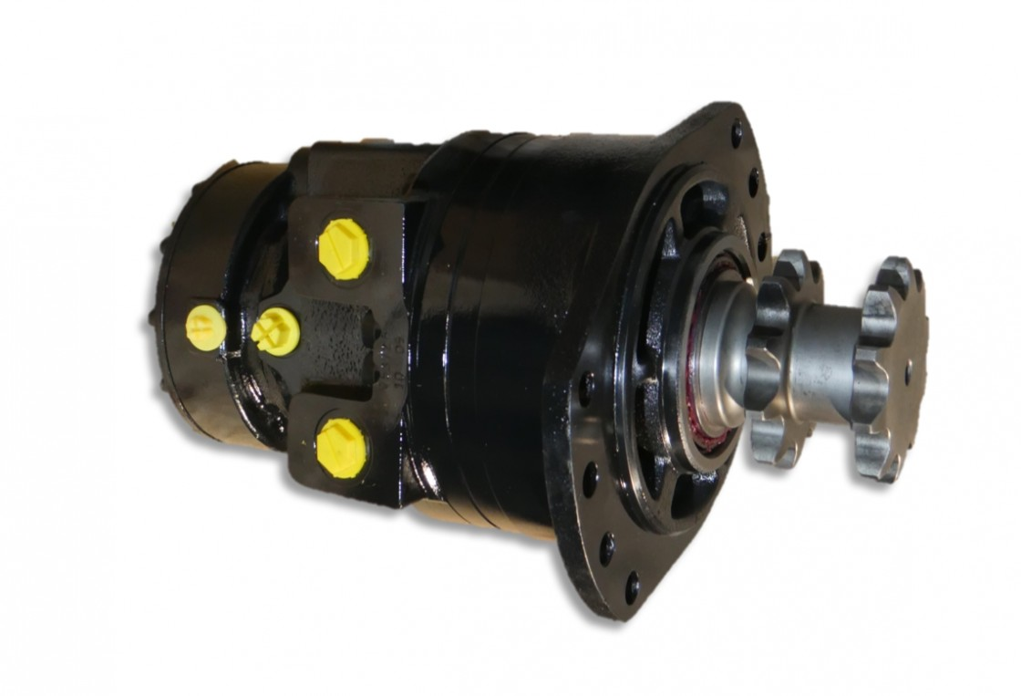 Case IH 7010 2-SPD Reman Hydraulic Final Drive Motor
