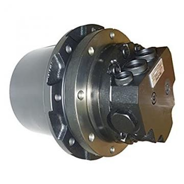 Case SR130 1-SPD Reman Hydraulic Final Drive Motor