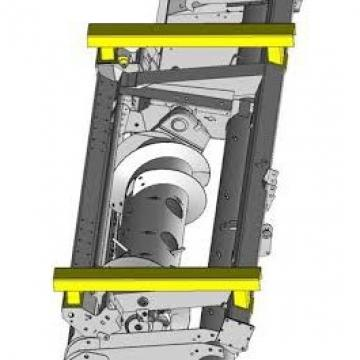 Gleaner R72 Reman Hydraulic Final Drive Motor