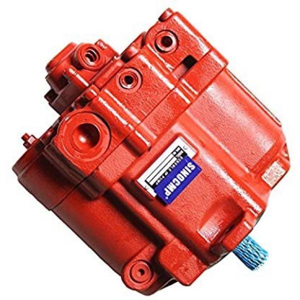 Dynapac 381867 Reman Hydraulic Final Drive Motor #1 image
