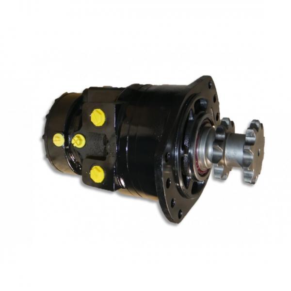 Case PU53D00016F1 Hydraulic Final Drive Motor #2 image