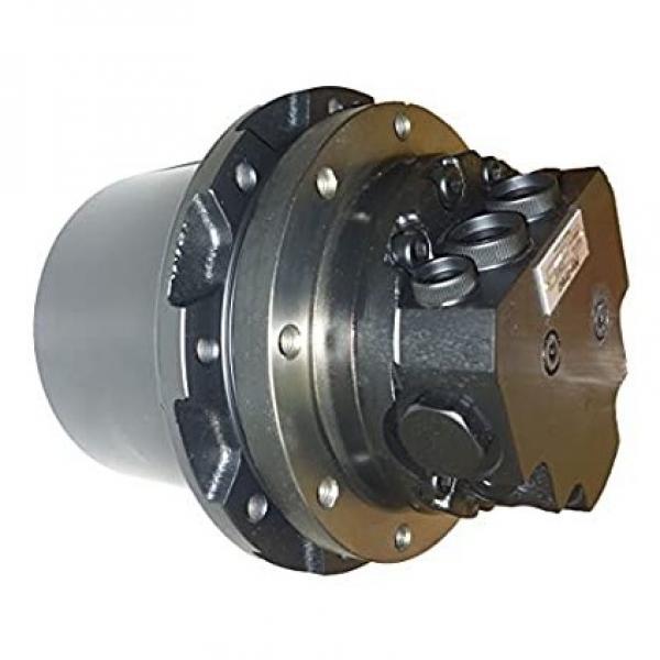 Case PX15V00020F2 Hydraulic Final Drive Motor #1 image