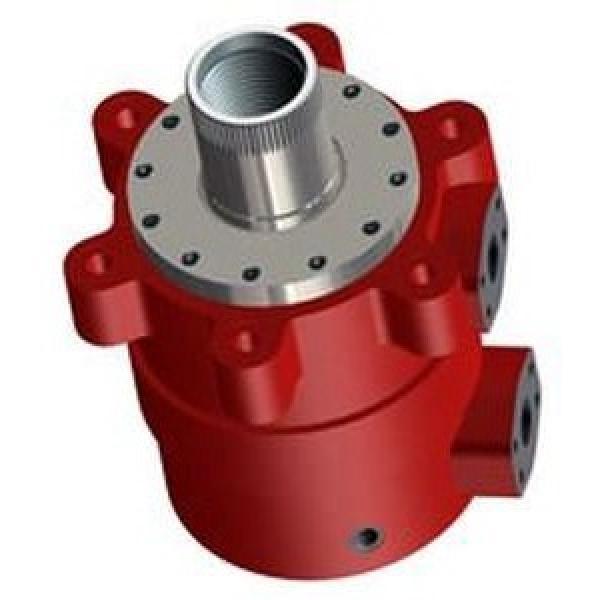 Case PU53D00016F1 Hydraulic Final Drive Motor #3 image