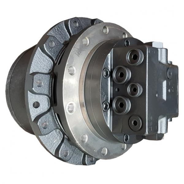 Case SR150 1-SPD Reman Hydraulic Final Drive Motor #2 image