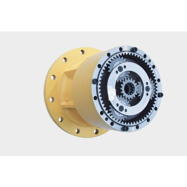 Case SR160 1-SPD Reman Hydraulic Final Drive Motor #3 image