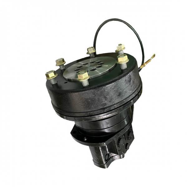 Case SR150 1-SPD Reman Hydraulic Final Drive Motor #3 image
