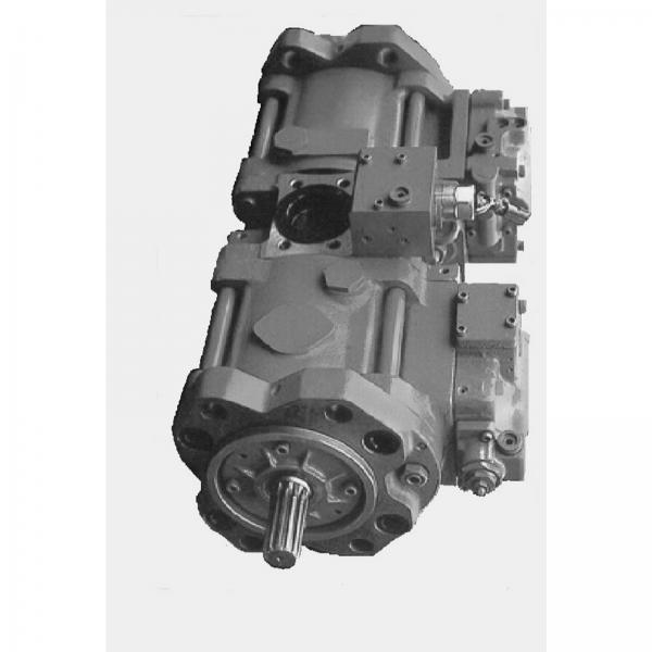 Komatsu 206-27-00202 Hydraulic Final Drive Motor #2 image