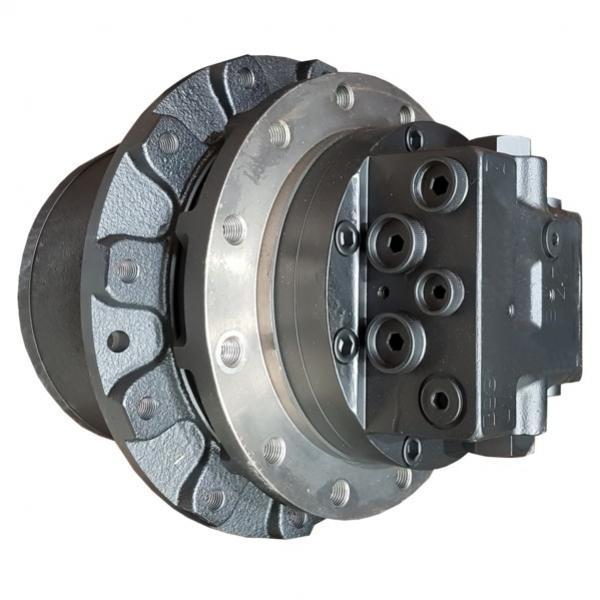 Komatsu 206-27-00202 Hydraulic Final Drive Motor #1 image