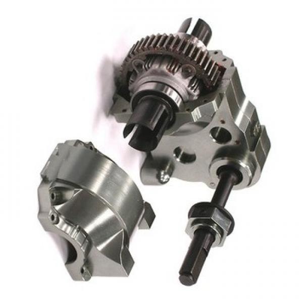 Komatsu 20T-60-82120 Hydraulic Final Drive Motor #1 image