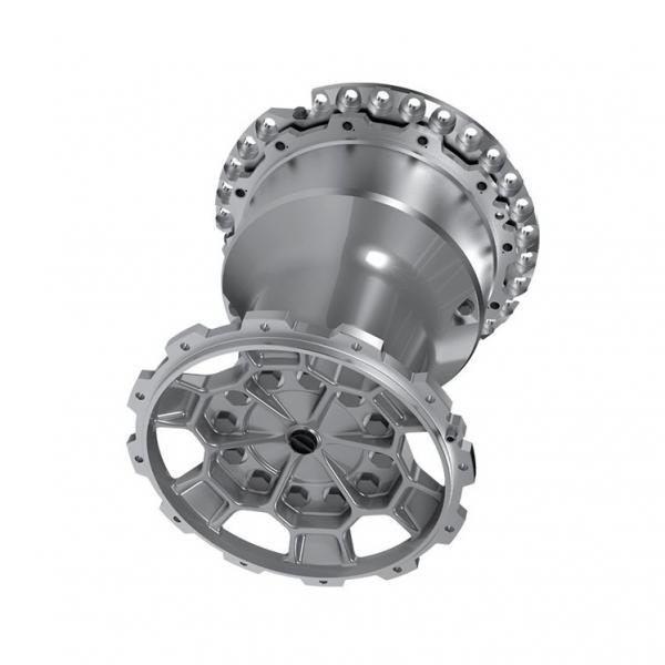 Komatsu PC14 Hydraulic Final Drive Motor #2 image